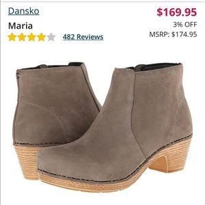 🥾 Dansko grey booties 🥾